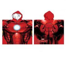 Poncho mare Iron Man Disney per Bambini Asciugamano in cotone 55x110cm