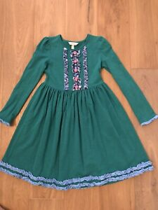 Matilda Jane Family Tree Dress Size 8