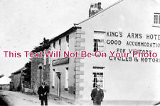 CU 271 - Kings Arms Hotel, Bowness On Solway, Carlisle, Cumbria, Cumberland