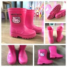 f4a2d25db3a2b ++ Bottes Hello Kitty Roses taille 23 port suivi inclus ++ TBE ++