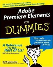 Adobe Premiere Elements for Dummies®-ExLibrary