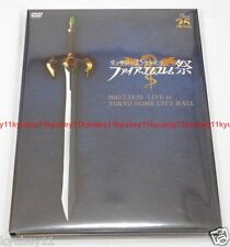 New Fire Emblem Festival Love & Courage 25th Anniversary Concert DVD Japan F/S