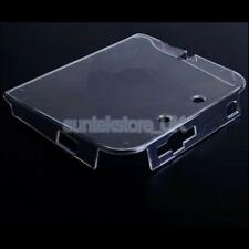 Hard Crystal Clear Cover Protective Shell Skin Case for Nintendo 2DS Console