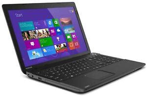 "Toshiba Satellite C55-A5285  15.6"" Core i3 3120M, 6 GB 750 GB HDD Laptop"