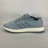 Adidas - Men's Pureboost - Running Shoes - BA8894 - Size 11.5 - Easy Blue/White
