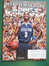 GEORGETOWN HOYAS DAJUAN SUMMERS REGIONAL 2008 SPORTS ILLUSTRATED MARCH MADNESS