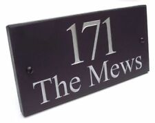 House Name Decorative Plaques & Signs