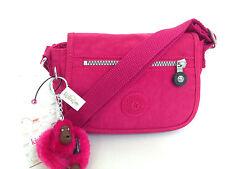 """BNEW Authentic KIPLING Sabian AC7240 Crossbody Sling Bag Blooming Rose """"Rachel"""""""