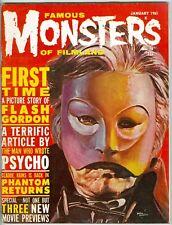 Famous Monsters #10 January 1961 Caltiki