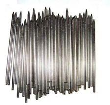 10 - Ballpoint Refills for PenAgain & Zebra Telescopic Pens - BLACK MEDIUM - D1