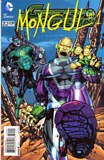 MONGUL #1 (GREEN LANTERN #23.2) - New 52 - 3D Cover - New Bagged