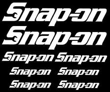 Snap On Tools sticker decals hand tools power tools tool boxes SET1