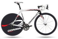 Corima Carbon Plus + Disc Wheel Decals Stickers Carbon bike bicycle velo disque