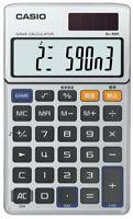 CASIO  Invader Game Calculator Dentaku LCD G&W Game Watch SL-880-N LSI Japan FS