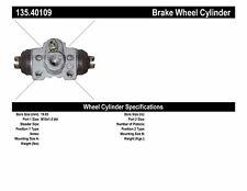 Drum Brake Wheel Cylinder-C-TEK Standard Wheel Cylinder Rear Right fits Civic
