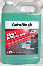 GLASS CLEANER CLEAR DIFFERENCE by Auto Magic, Ready-to-use, 1 GAL