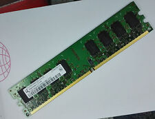 Free shipping Infineon/Qimonda 2GB 2Rx8 PC2-6400U DDR2 800 Desktop RAM/Both-side