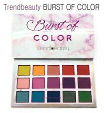 Trendbeauty Burst of COLOR Eyeshadow Palette * AUTHENTIC *