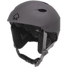 PROTEC  Mercenary Snowboard Ski Helmet Charcoal  Small / 53cm - 54cm