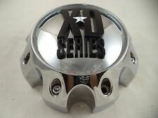 XD Series Chrome Custom Wheel Center Cap # 1079L170 (1 CAP)