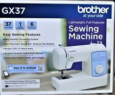 Brother GX37 Lightweight, Full-Featured Sewing Machine *NEW*