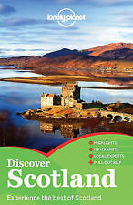 Lonely Planet Discover Scotland (Full Color Country Travel Guide)-ExLibrary