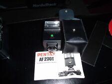 Pentax Flash unit AF200T
