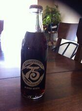 1977 Coca Cola 10Oz . Bottle Anniversary Columbia