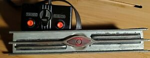 Lionel #6019 Remote Control Track with controller for O27 track. Our # t1771