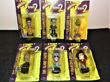 NEW! 2000 Little Big Heads Complete Series 2 - Universal Studios Monsters - NEW!