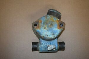 Chris Craft Chevy V8 Thermostat Housing Part 7525