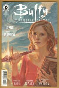 Buffy the Vampire Slayer Season 10 #30 Last Issue Tough to Find!