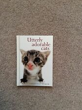 UTTLERLY ADORABLE CATS BY HELEN EXLEY GIFTBOOK