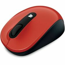 Microsoft Sculpt Mobile Mouse - Flame Red - BRAND NEW RETAIL PACKAGING