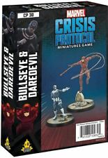Marvel Crisis Protocol Miniatures Games Bullseye and Daredevil