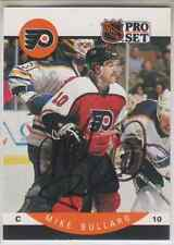 Autographed 90/91 Pro Set Mike Bullard - Flyers