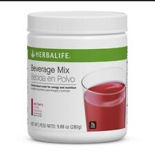 *HOT* HERBALIFE BEVERAGE MIX WILD BERRY 9.88 OZ - BRAND NEW/ FREE SHIPPING