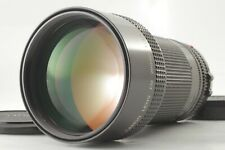 【EXC+5】 Canon New FD NFD 200mm F/2.8 Late Model for new F-1 A-1 FedEx from JAPAN
