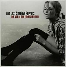 Last Shadow Puppets Age of The Understatement LP Vinyl Europe Domino 2008 12