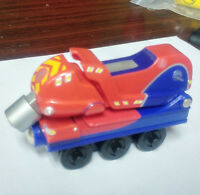 LOOSE LEARNING CHUGGINGTON WOODEN MAGNETIC TRAIN- STRETCH HEAD