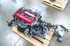 JDM 96-98 Mitsubishi Lancer Evolution IV 4G63 2.0L DOHC Turbo Engine EVO 4