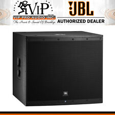 "JBL EON618S mint DJ/Club Active 18"" Powered Subwoofer Sub 1000W Amplified EON618"