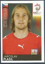 PANINI EURO 2008- #089-CESKA REPUBLIKA-CZECH REP-JAROSLAV PLASIL