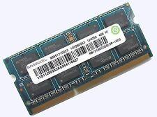 Ramaxel SO-DIMM de memoria de 4GB DDR3 204pin PC2-12800S 1600MHz (RMT316ED58E9W-1600)