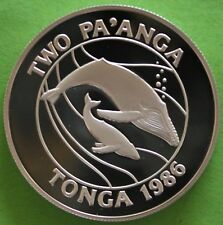 TONGA 2 PA 'ANGA 1986 ARGENT