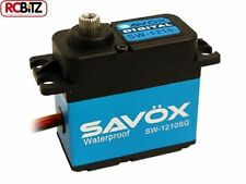 Savox SW-1210SG Impermeable Digital Servo Coreless Acero Gear SAV-SW1210SG