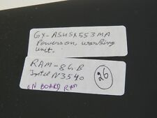 "ASUS 15.6"" X553MA-BH2 Intel Pentium N3540 8GB RAM Laptop Computer #GX26"