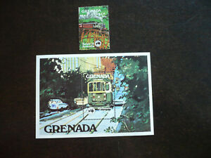 Stamps - Grenada - Scott# 1219 & 1221