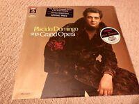 Placido Domingo - Grand Opera 2 LP - AVB 34024 Vinyl 1985,(BN Record)