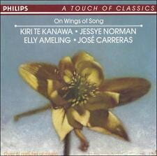 On Wings Of Song by Norman; Te Kanawa